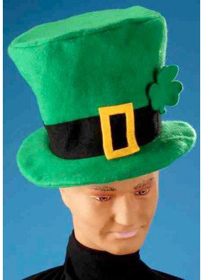 Шляпа веселого лепрекона фото