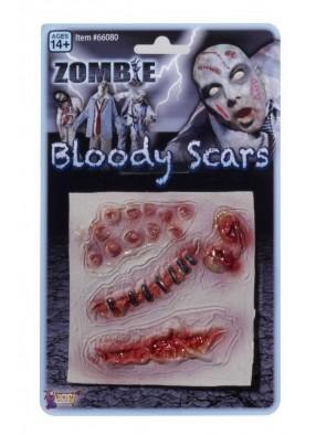 Шрамы кровавые Зомби