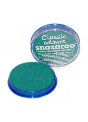 Сине-зеленый аквагрим