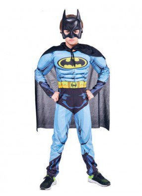 Синий костюм Бэтмена