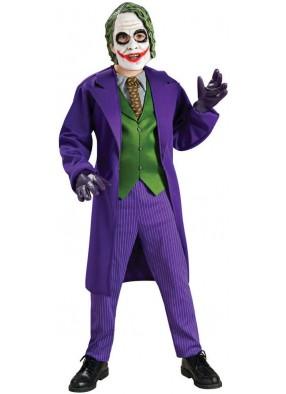 Синий костюм Джокера Deluxe для ребенка