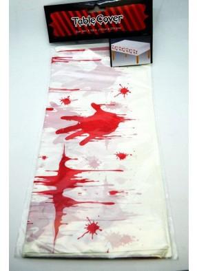 Скатерть в крови