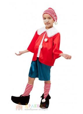 Сказочный костюм Буратино