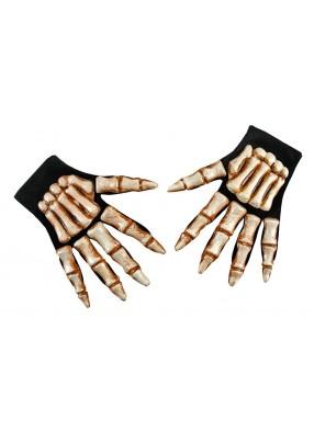 Скелетонские перчатки