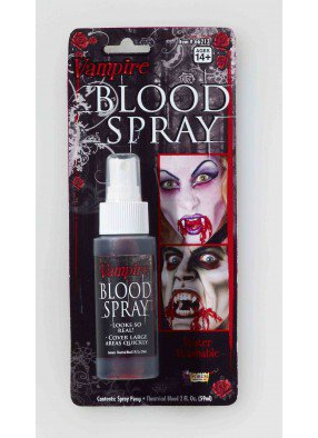 Спрей с кровью вампира