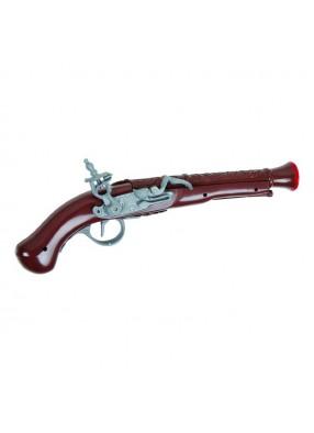 Средневековый пиратский пистолет