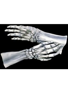 Супер руки скелета