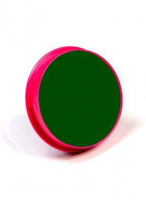 Светло-зеленый профессиональный аквагрим в шайбе 26 г