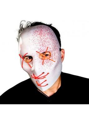 Светящаяся маска Брызги крови