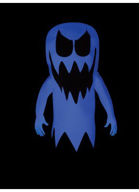 Светящийся костюм привидения фото
