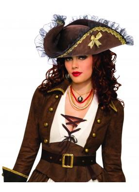 Треуголка Пиратки морей