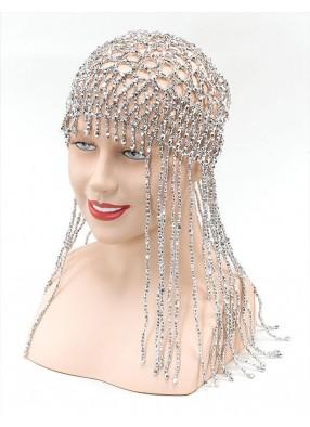 Украшение на голову серебренные