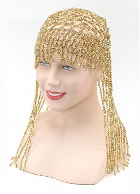 Украшение на голову золото