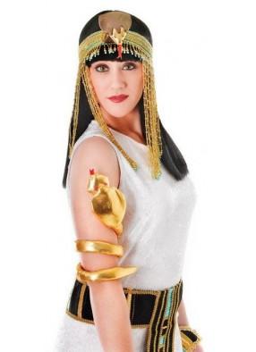 Украшение на руку в виде змейки Клеопатры