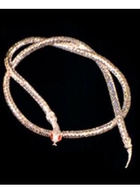 Украшение на шею змейка фото