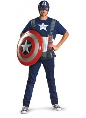Упрощенный костюм Капитана Америки