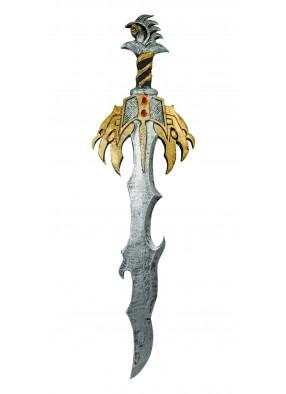 Узорчатый меч 81 см фото