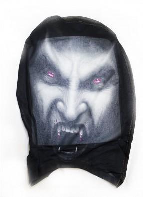 Вампирская маска-чулок фото