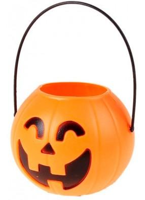 Ведерко-конфентица Тыква на Хэллоуин
