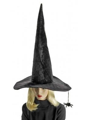 Вельветовая шляпа ведьмы