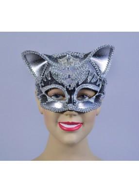 Венецианская маска кошки