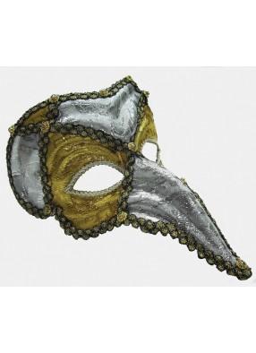 Венецианская маска лекаря чумы