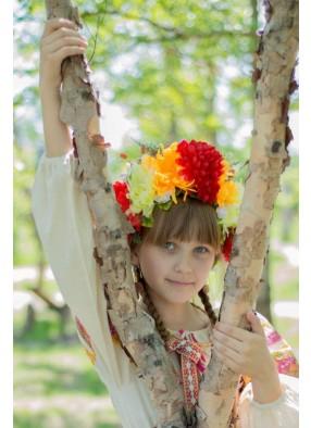 Венок Прекрасные цветы