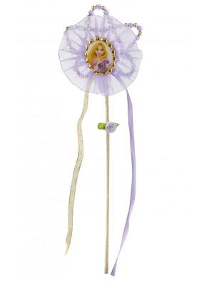 Волшебная палочка Рапунцель фиолетовая фото