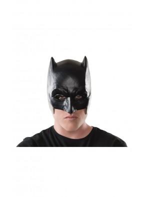 Взрослая маска Бэтмена на пол лица фото
