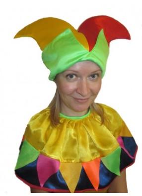Взрослый карнавальный костюм Петрушки