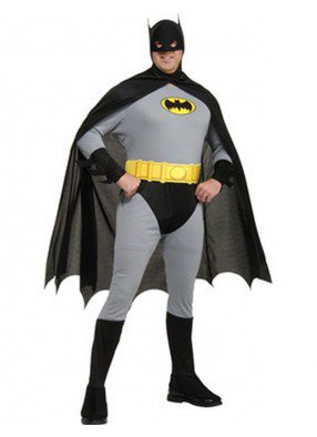 Взрослый классический костюм Бэтмена