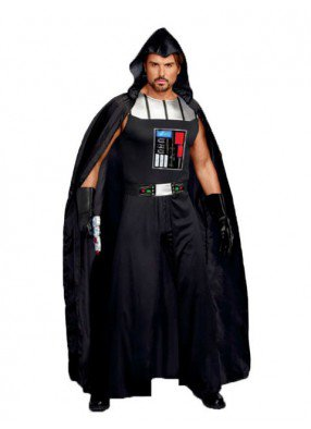 Взрослый костюм Дарта Вейдера