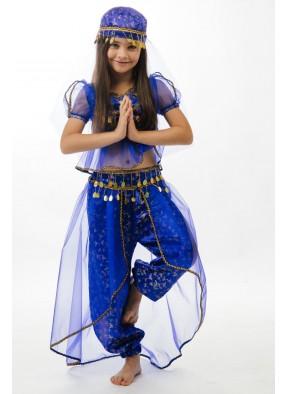 Яркий костюм восточной красавицы