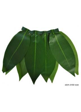 Юбка гавайская из листьев 60см
