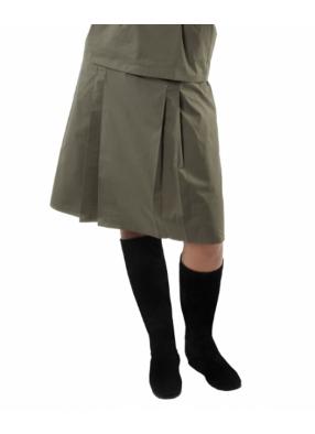 Юбка военная времен ВОВ женская фото