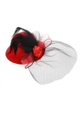 Загадочная мини-шляпа