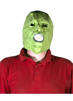 Зеленая маска из фильма фото