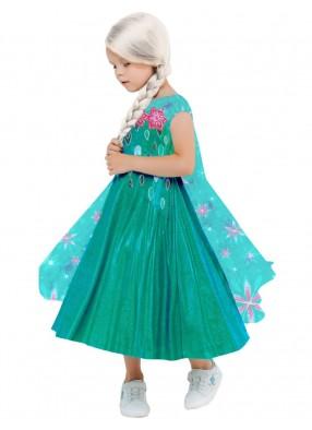 Зеленое платье Эльзы