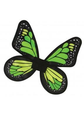 Зеленые детские крылья Бабочка фото