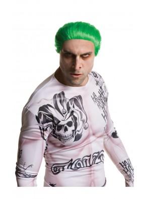 Зеленый парик Джокера фото