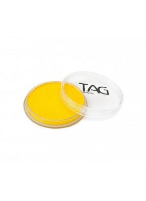 Желтый аквагрим