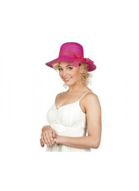 Женская карибская шляпа