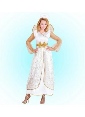 Женский костюм белоснежного ангела