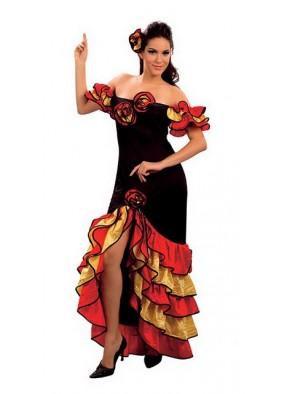 Женский костюм для румбы