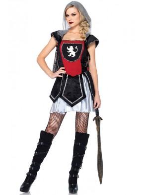 Женский костюм Королевского рыцаря 1 фото