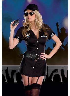 Женский костюм Офицера полиции 1 фото