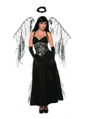 Женский костюм Падшего Ангела