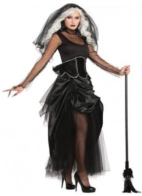 Женский костюм привидения