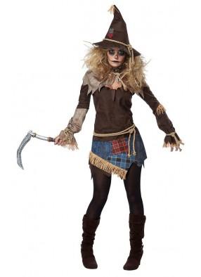 Женский костюм пугало