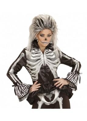 Женский костюм скелетона